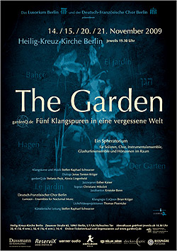 CFA-Berlin Concerts The Garden